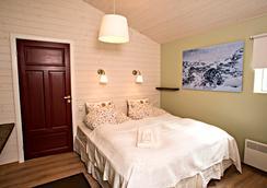 Hrifunes Guesthouse - Kirkjubaejarklaustur - Bedroom