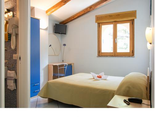Minihotel Iris - Maiori - Κρεβατοκάμαρα
