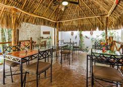 Casa Del Maya Bed & Breakfast - Mérida - Nhà hàng