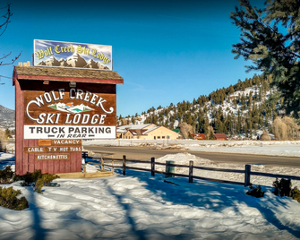 Wolf Creek Ski Lodge - South Fork - Gebouw