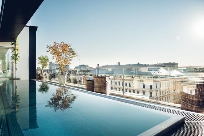 Grand Ferdinand Vienna - Your Hotel In The City Center - Βιέννη - Πισίνα