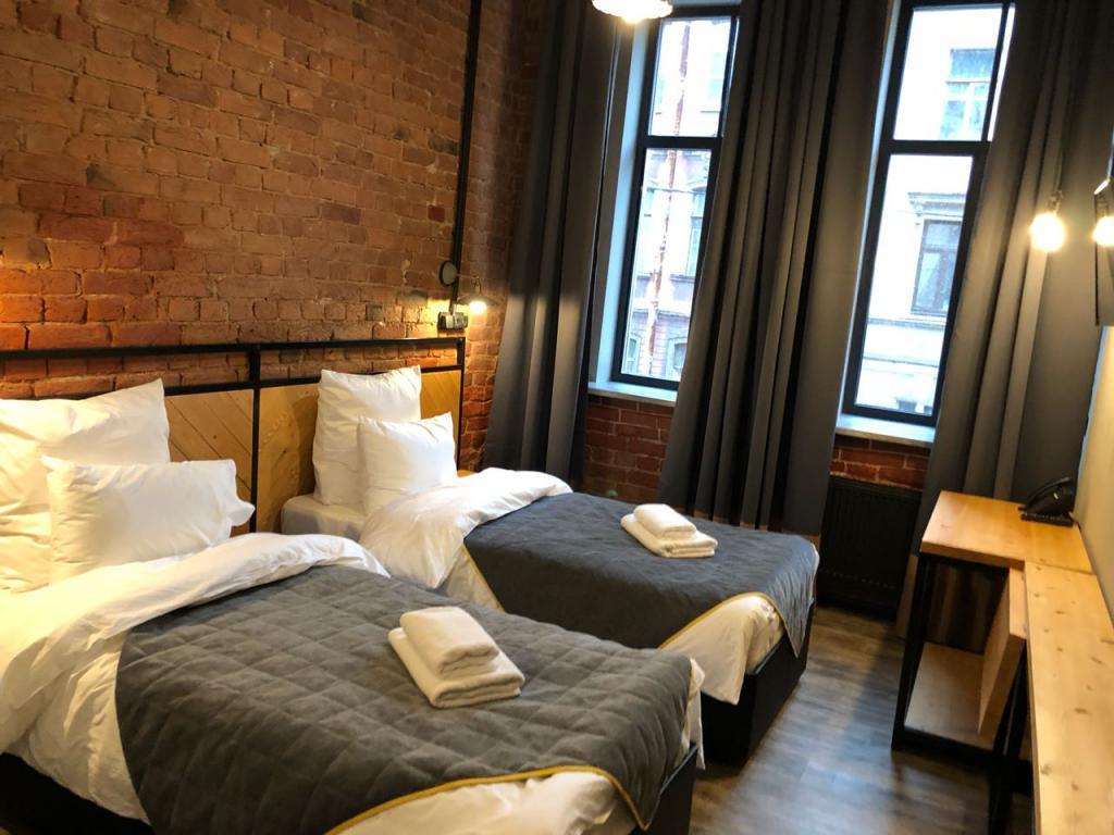 Gutenberg Hotel - Saint Petersburg - Bedroom