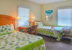 Blockade Runner Beach Resort - Wrightsville Beach - Bedroom