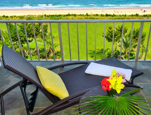 Blockade Runner Beach Resort - Wrightsville Beach - Balcony