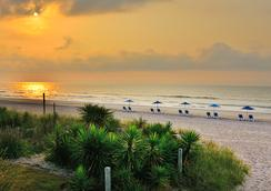 Blockade Runner Beach Resort - Wrightsville Beach - Beach
