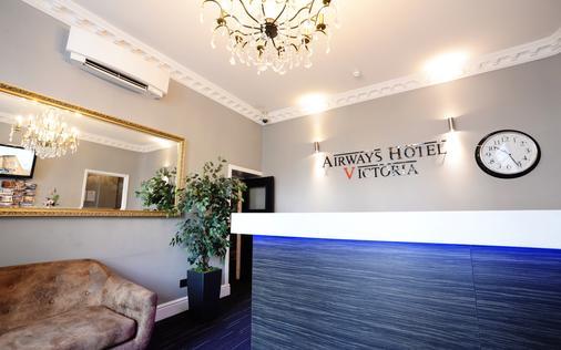 Airways Hotel Victoria - London - Front desk