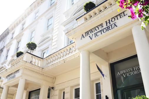 Airways Hotel Victoria - London - Building