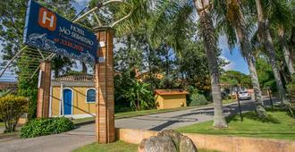 Hotel São Sebastião da Praia - Florianópolis - Vista externa