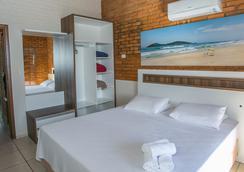 Hotel São Sebastião da Praia - Florianópolis - Schlafzimmer