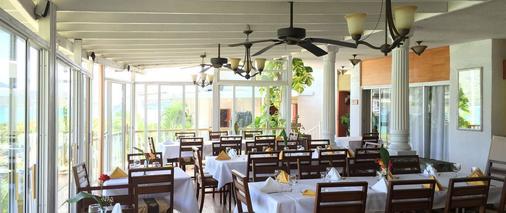 Fort Burt Hotel - Road Town - Restaurant