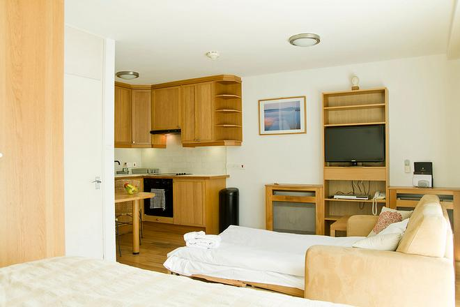 Presidential Serviced Apartments Marylebone - Lontoo - Makuuhuone