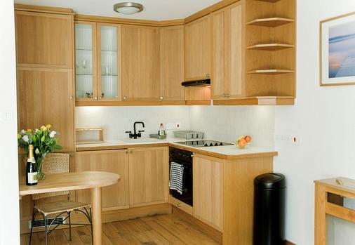 Presidential Serviced Apartments Marylebone - London - Kitchen