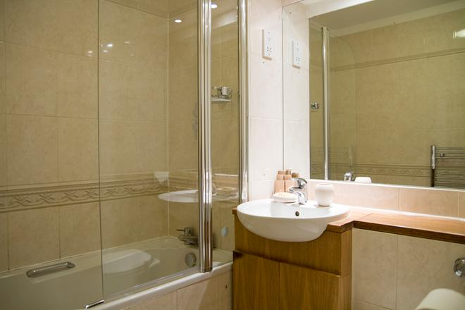 Presidential Serviced Apartments Marylebone - London - Bathroom