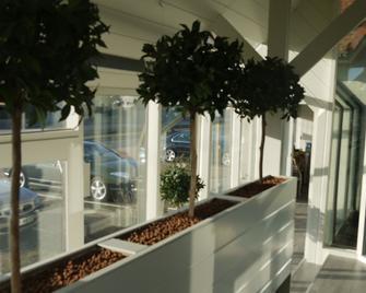 Melrose 'Puur Logies' - Westende - Hotel entrance