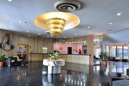 Comodoro - Αβάνα - Σαλόνι ξενοδοχείου