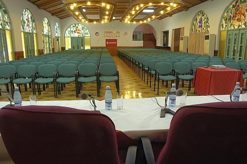 Comodoro - Αβάνα - Αίθουσα συνεδρίου