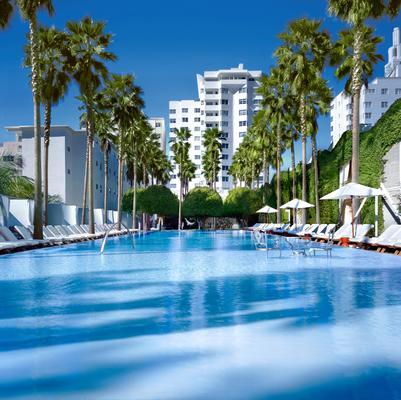 Delano South Beach Miami - Miami Beach - Building