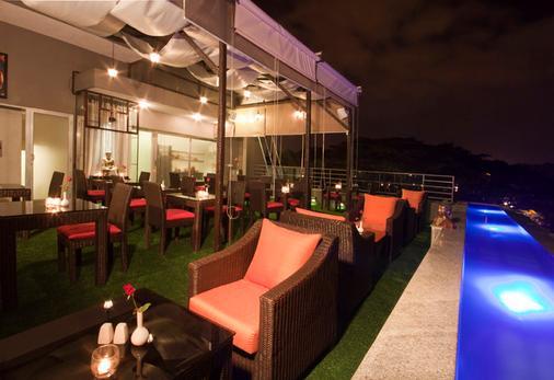 The Park Slope Hotel - Bengaluru - Balcony