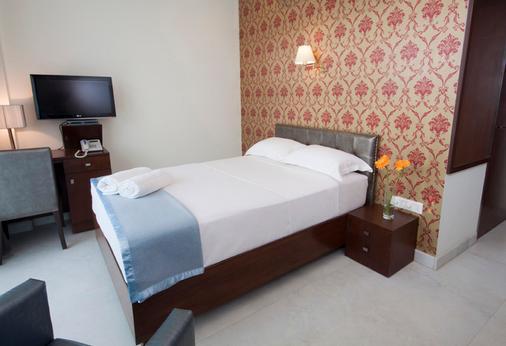 The Park Slope Hotel - Bengaluru - Bedroom