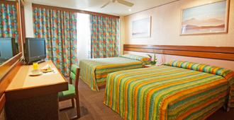 Hotel Marlowe - Kota Meksiko - Kamar Tidur