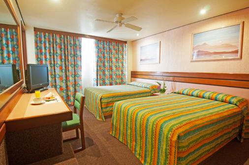 馬婁酒店 - 墨西哥城 - 墨西哥城 - 臥室