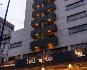 Hotel Marlowe Centro Histórico - Mexico City - Building