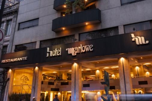 Hotel Marlowe - Mexico - Rakennus