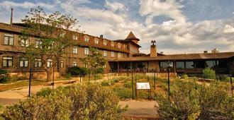 El Tovar - Inside the Park - Grand Canyon Village