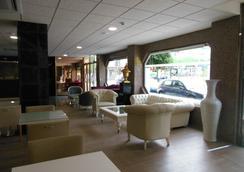 Hotel Embajador - Almería - Sala de estar