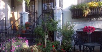 Ledroit Park Renaissance Bed And Breakfast - Washington - Näkymät ulkona