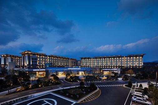 Jeju Shinhwa World Landing Resort - Thành phố Seogwipo - Toà nhà