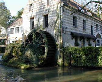 Le Moulin de Mombreux - Лембр - Building