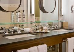 Hotel Jerome, An Auberge Resort - Aspen - Bathroom