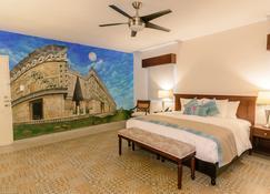 Hotel Boutique Real San Juan Center - Mérida - Sypialnia