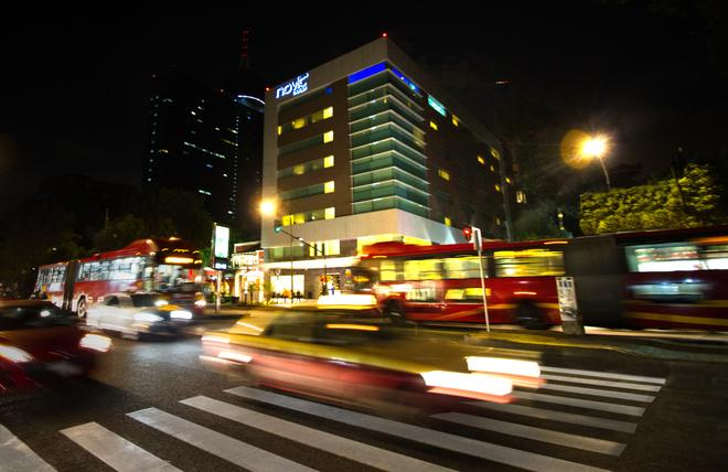 Hotel Novit - Πόλη του Μεξικού - Κτίριο