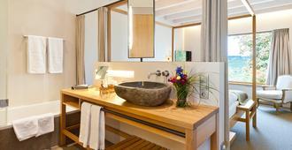 Schlosshotel Steinburg - Wurzburg - Bathroom