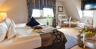 Schlosshotel Steinburg - Wurzburg - Bedroom