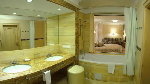 Swiss Hotel - Lviv - Banheiro