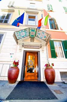 Hotel Dock Suites Rome - Rooma - Rakennus