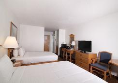 San Mateo SFO Airport Hotel - San Mateo - Bedroom