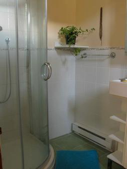 Gite Urbain La Lanterne - Montreal - Bathroom