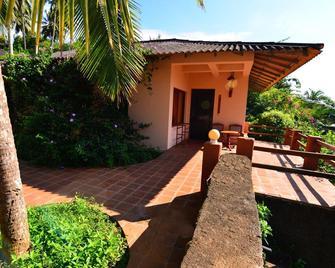 Eva Lanka Hotel - Tangalla - Gebouw
