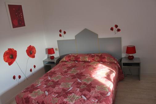 Hôtel Du Soleil Bleu - Istres - Bedroom