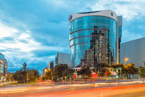 Hotel Bogotá Regency Usaquén - Bogotá - Building