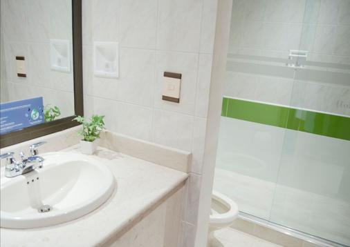 Hotel Bogotá Regency Usaquén - Bogotá - Bathroom