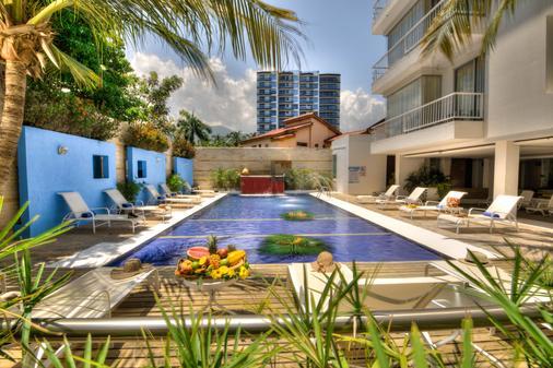Santorini Hotel and Resort - Santa Marta - Pool