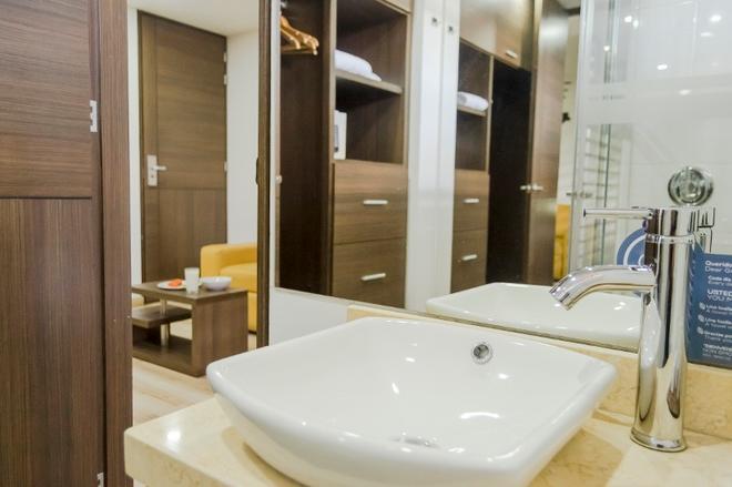 Apartamentos Regency La Feria - Bogotá - Phòng tắm