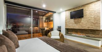 Apartamentos Regency La Feria - Bogota - Yatak Odası