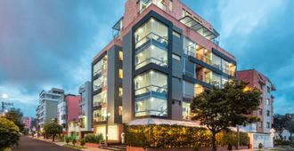 Apartamentos Regency La Feria - Bogotá - Edifício
