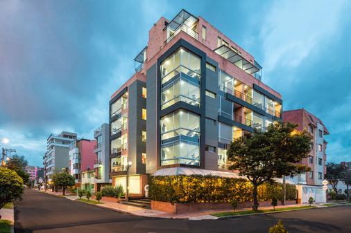 Apartamentos Regency La Feria - Bogotá - Rakennus